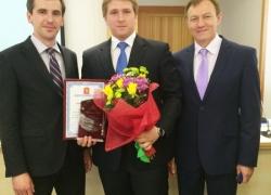 Аксененко Иван - лучший спортсмен