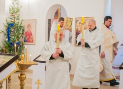 Божественная литургия 07.01.2018
