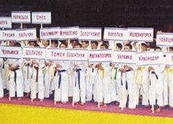Первенство России 2001