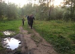 Скандинавская ходьба 28.08.2020