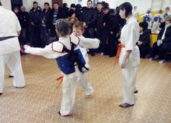 Товарищеская встреча 30.01.2011
