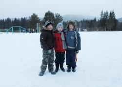 Зимняя региональная школа 12-15.12.2013