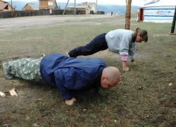 Летний лагерь Байкал 2011