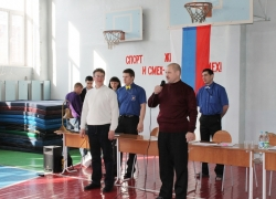 Первенство Железнодорожного района 2013