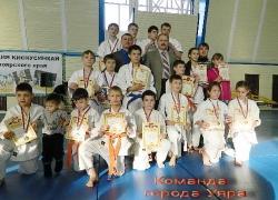 Первенство Уярского района 2014
