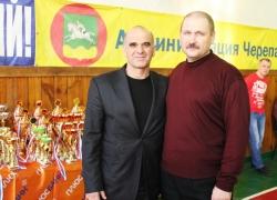 Первенство Черепановского района 2016