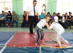Завершение спортивного сезона 2017-2018 в Шарыпово