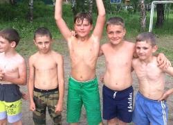Летний лагерь. Шарыпово 2018