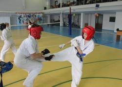 Сборы в Шушенском 23-25.05.2014