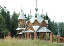 По новым храмам Красноярья