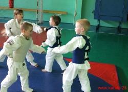 Спортивная секция школы № 135