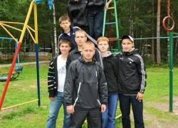 Летний лагерь Сосновый Бор 2011