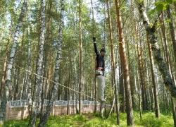 Летний лагерь Сосновый Бор 2013
