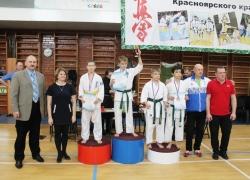 Чемпионат и Первенство Красноярска 2016