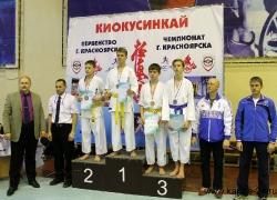 Чемпионат и Первенство Красноярска 2017_16