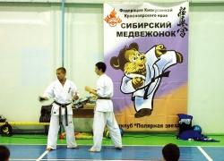 Спортивный праздник «Сибирский медвежонок»