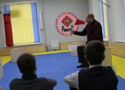 Судейский семинар в Дивногорске. 24.12.2020