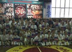 Чемпионат и Первенство Новосибирской области 2018