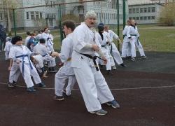 Весенняя школа Красноярского края. Первый день