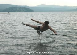 Экологический тур на озеро Тиберкуль