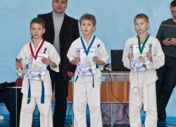 Первенство г. Сосновоборска по  каратэ  Киокусинкай среди спортсменов 2003-2002 и 2001-2000 года рождения