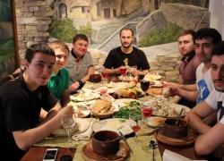 Сборы под руководством Карена Гадукяна и Тариела Николешвили 2